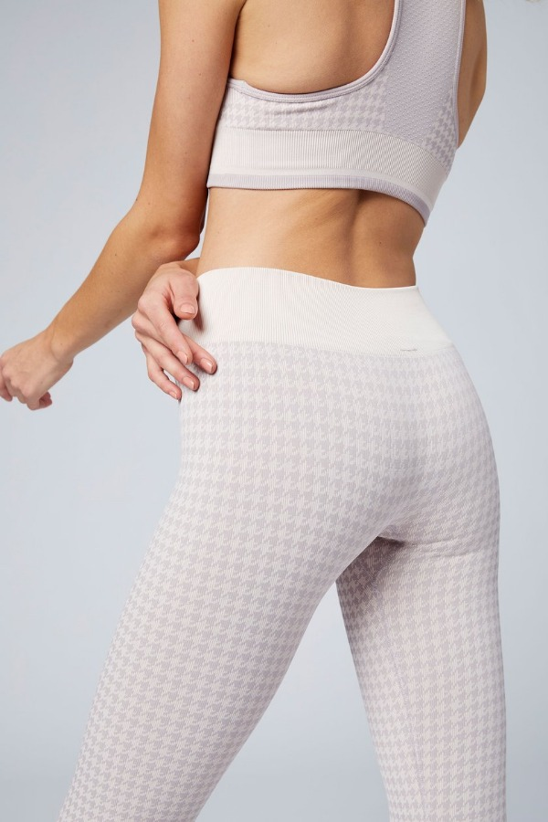 lift up leggings - beige